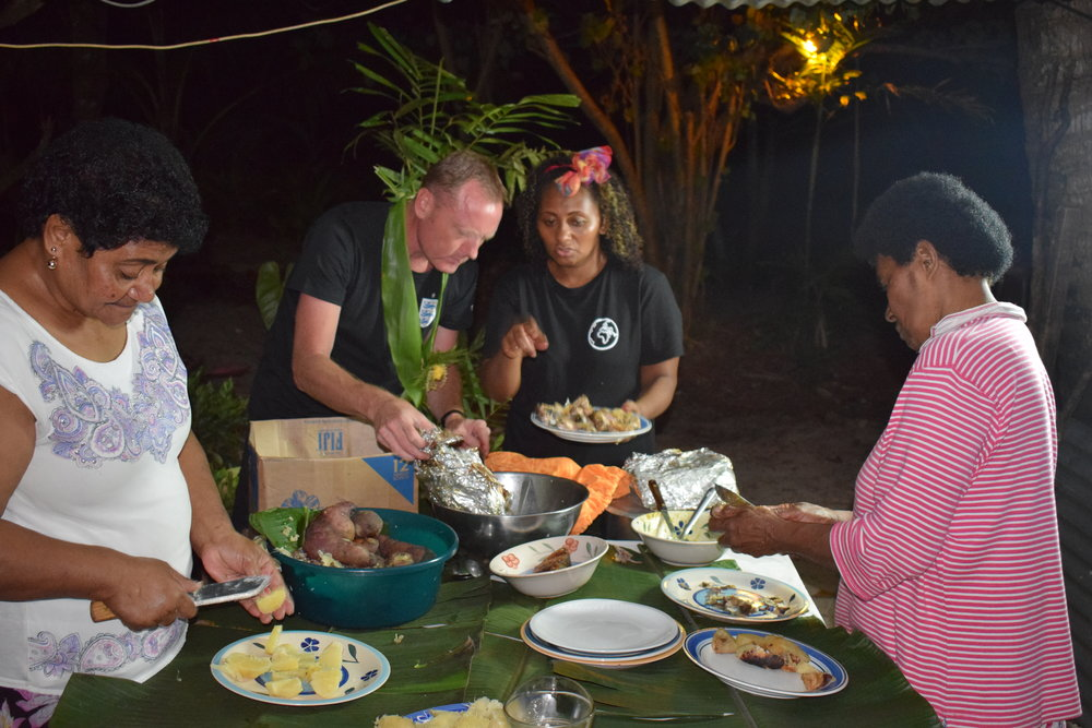Travel Teacher | Local Fijian Food