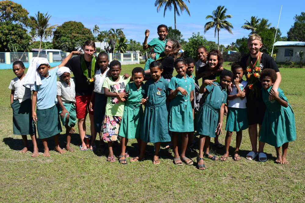 Travel Teacher | Volunteer Expedition Fiji