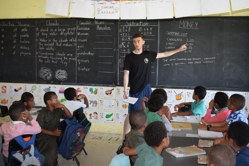 Travel Teacher | Volunteer and Teach