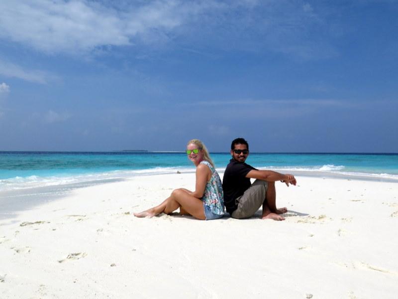 Travel Teacher | Uninhibited Island visits in The Maldives