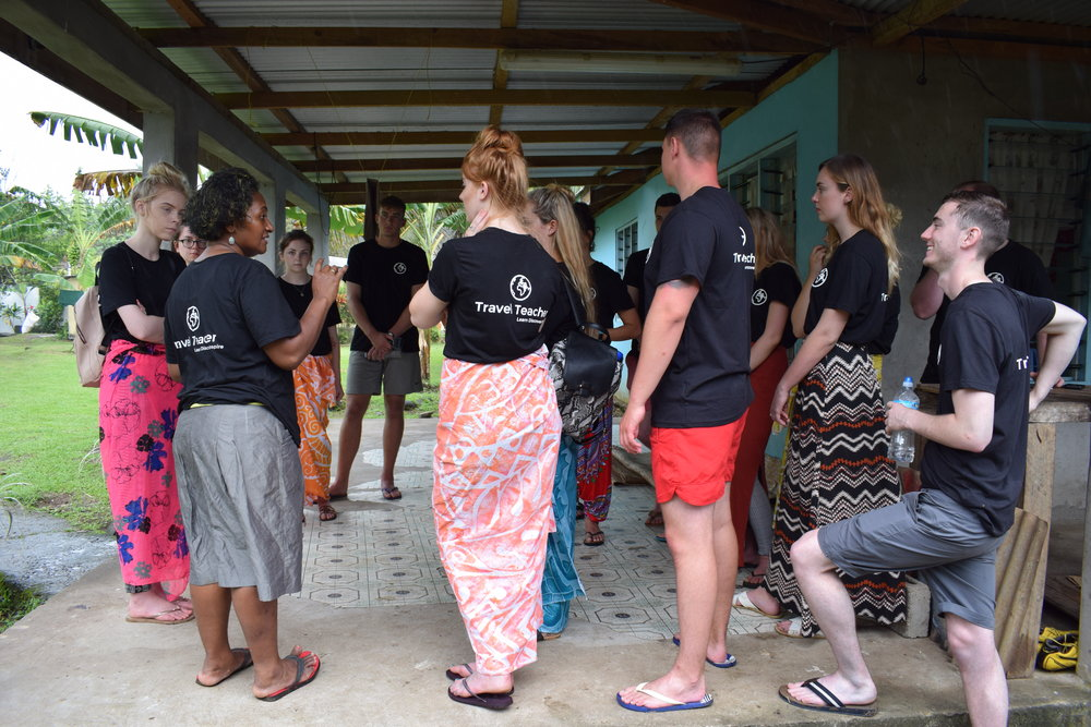 Travel Teacher | Volunteer Expedition