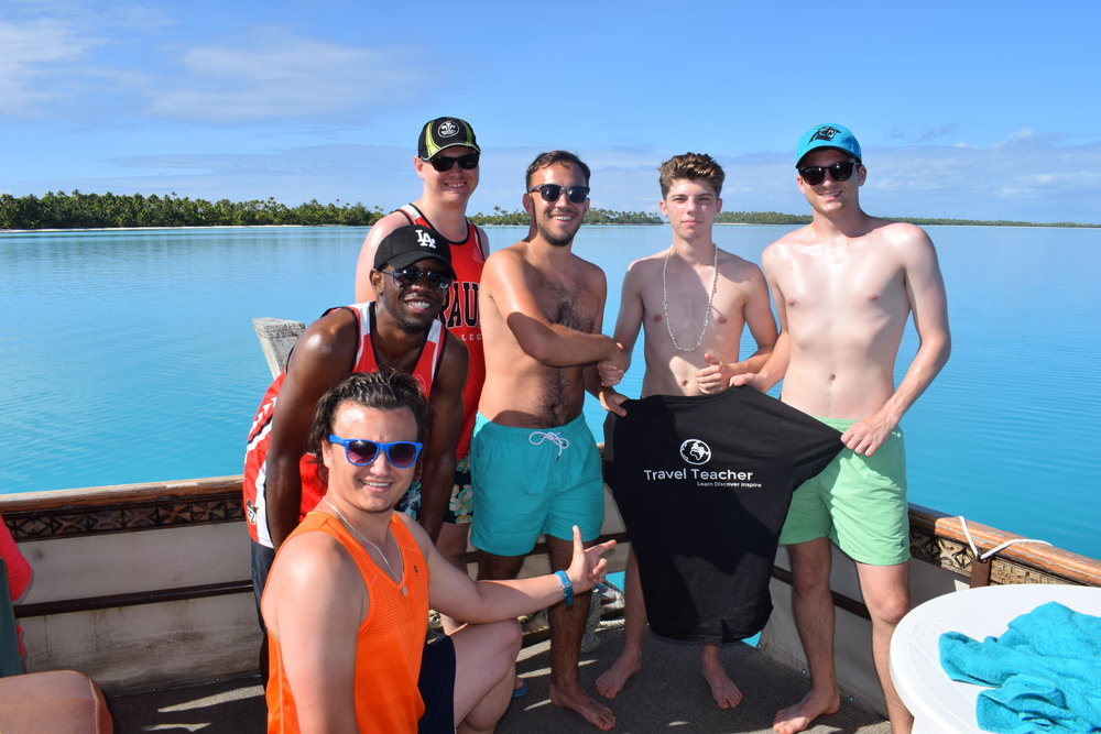 Travel Teacher | Volunteer Expedition in The Cook Islands