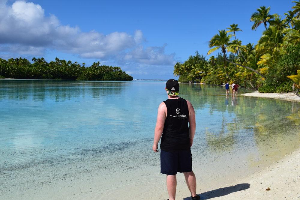 Travel Teacher | UCFB Student Aaron Whitnall