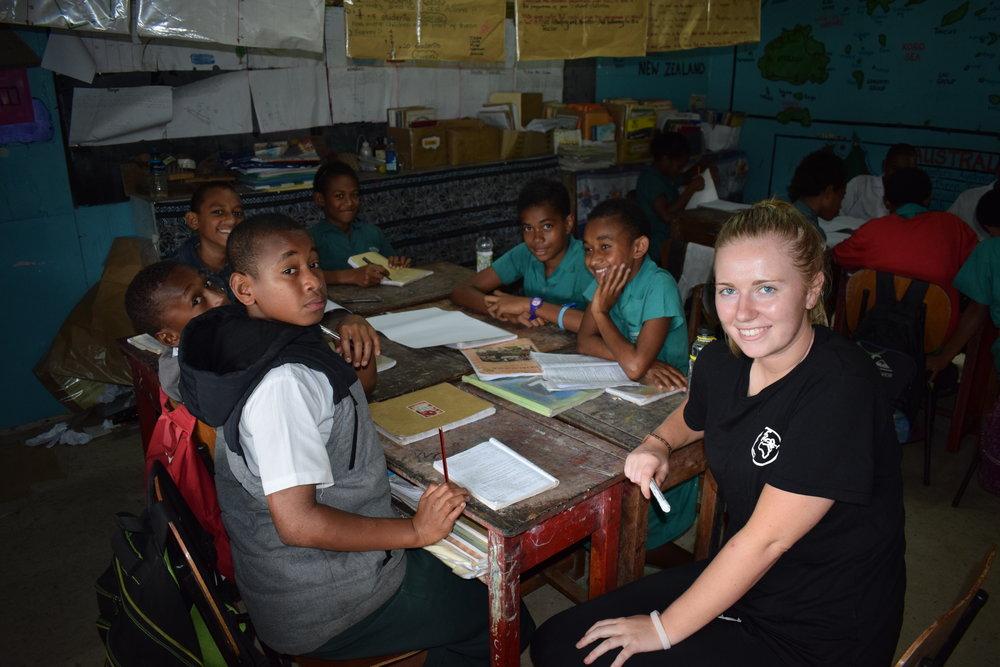 Travel Teacher | Holly Farmer, Student