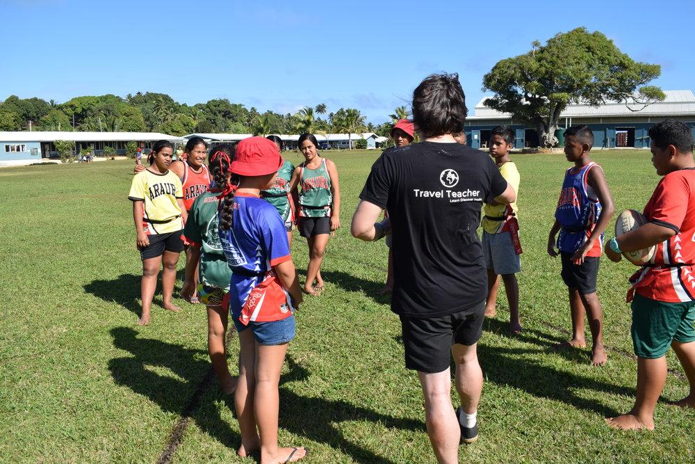 Travel Teacher | Volunteer Abroad