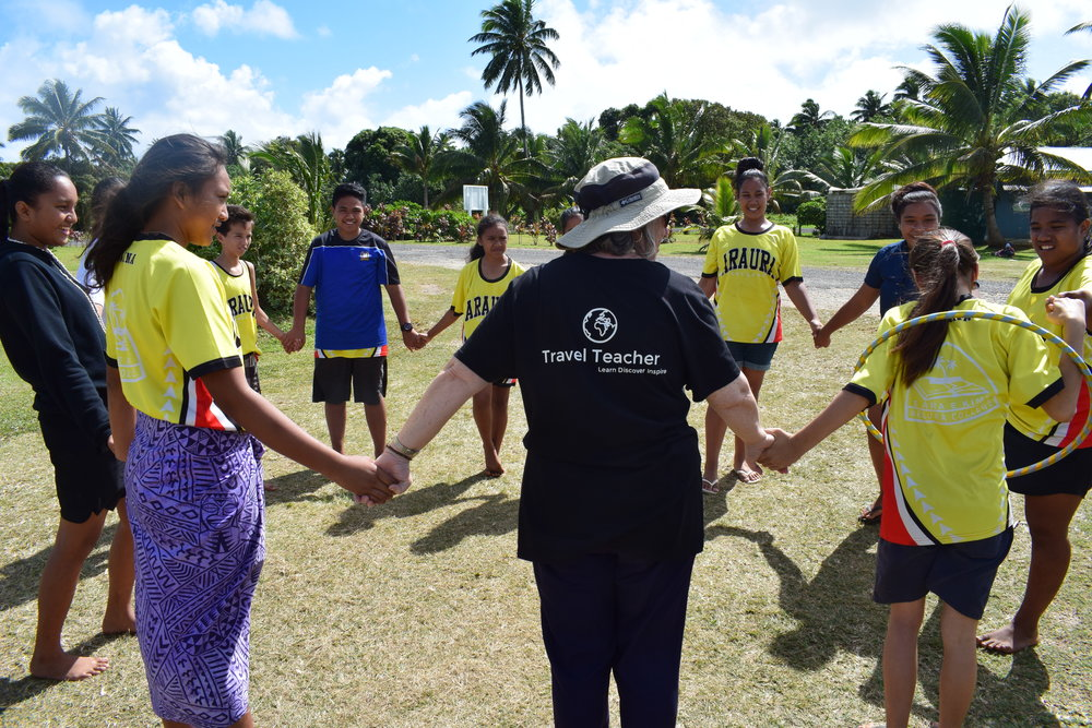 Travel Teacher | Volunteer Abroad Program in Aitutaki