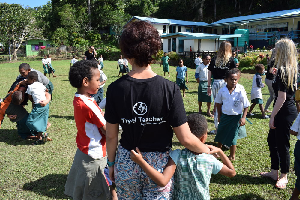 Travel Teacher | Student Volunteering