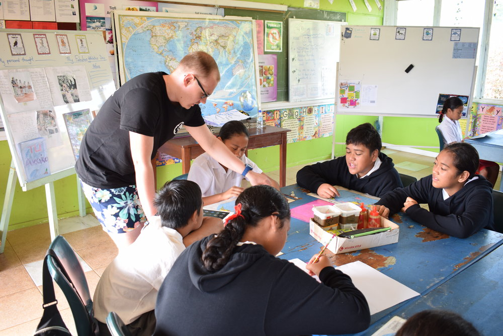 Travel Teacher | Volunteer in The Cook Islands
