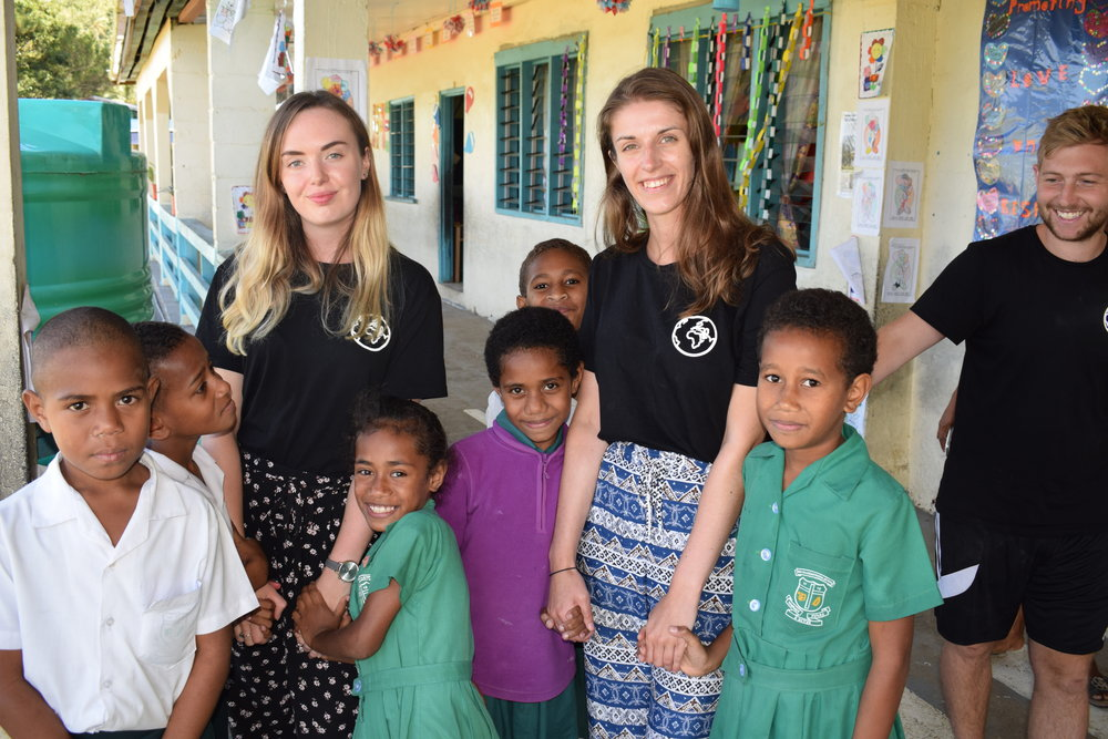 Volunteer Abroad with Travel Teacher