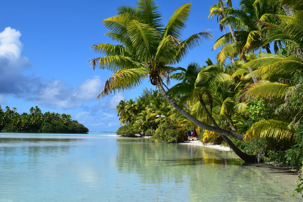 One Foot Island, Aitutaki | Travel Teacher