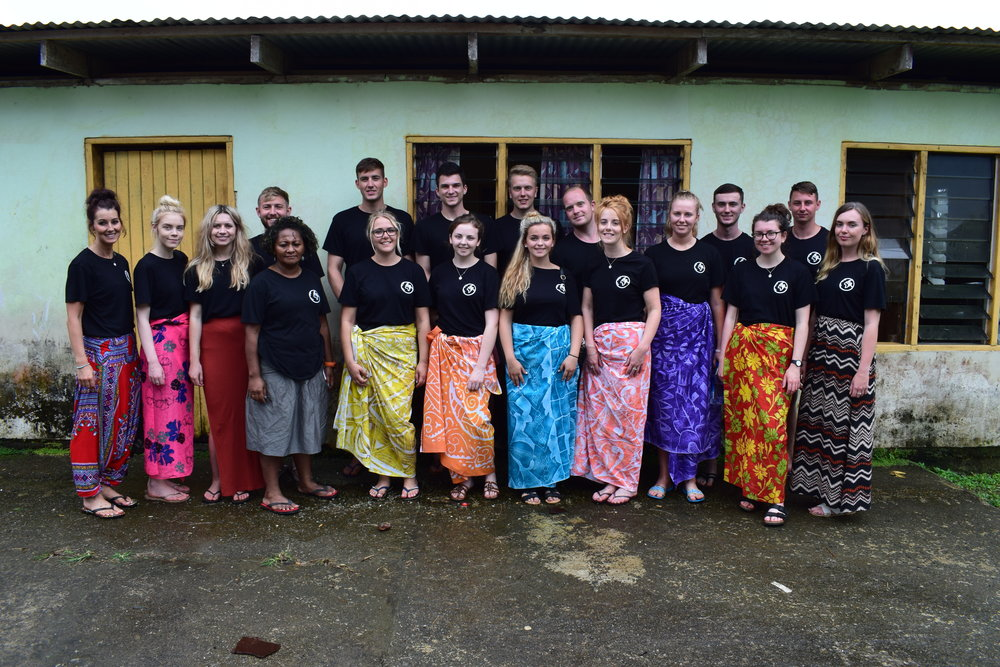 Volunteer in Fiji | Cultural adaptation