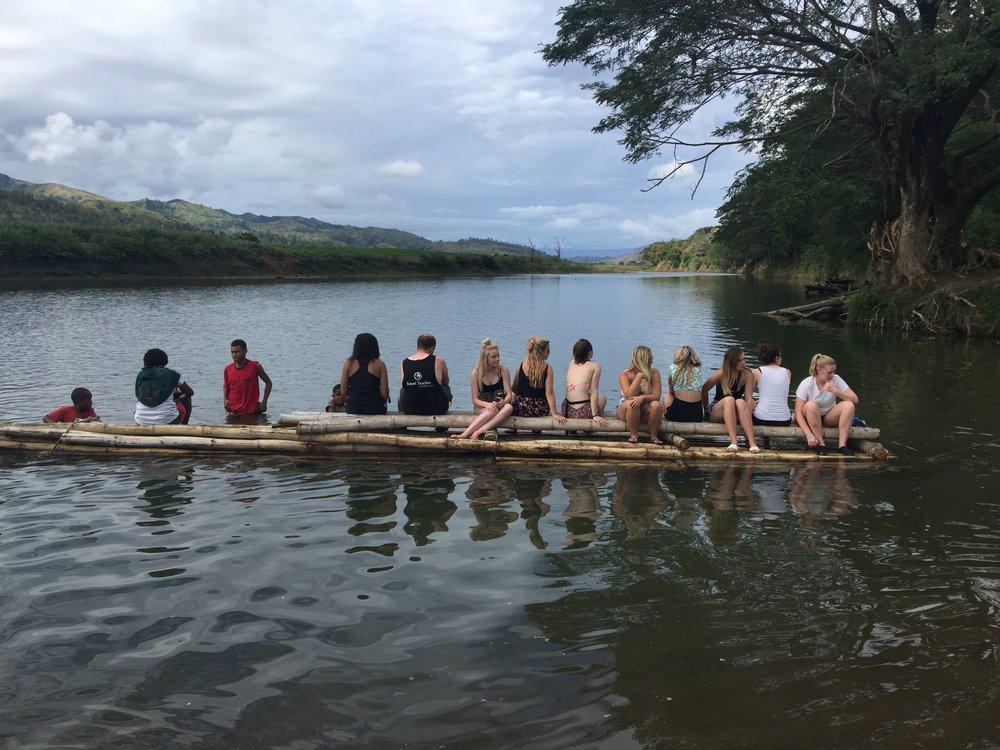 Beachcomber Island Fiji | Travel Teacher