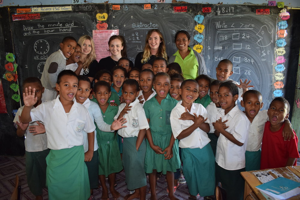 Travel Teacher | Volunteer project Fiji