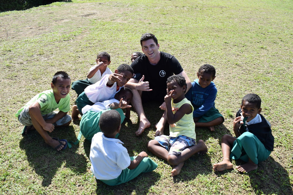 Travel Teacher   Volunteer in Fiji