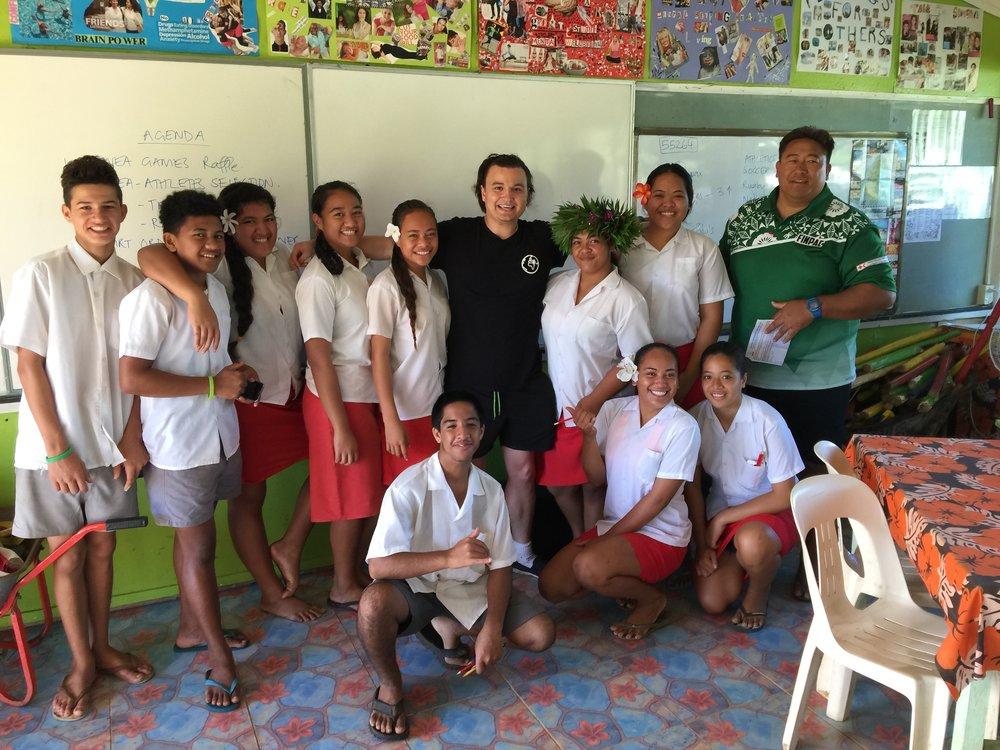 Travel Teacher | Volunteer in Fiji