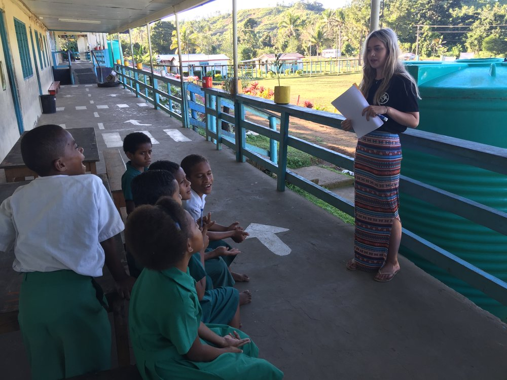 Volunteer in Fiji | Travel Teacher