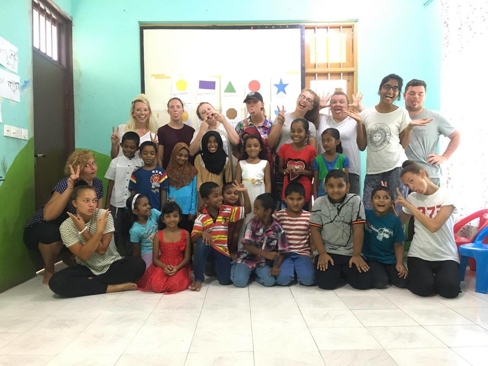 Volunteer in The Maldives | Travel Teacher