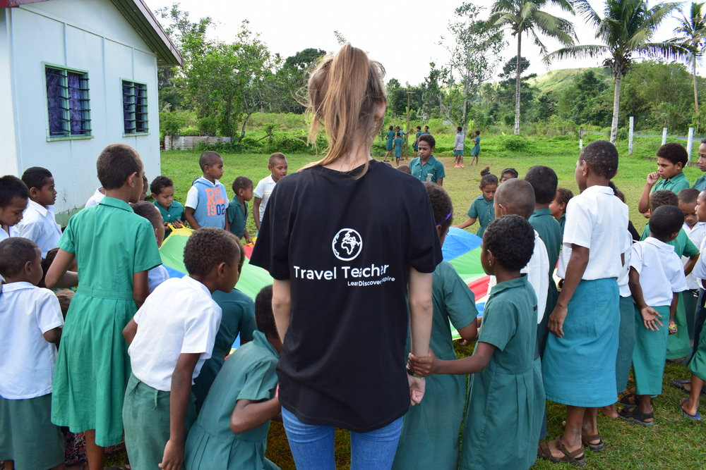 Travel Teacher | International Service Learning