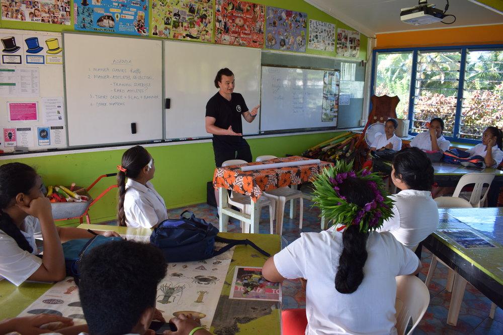 Travel Teacher | Service Learning
