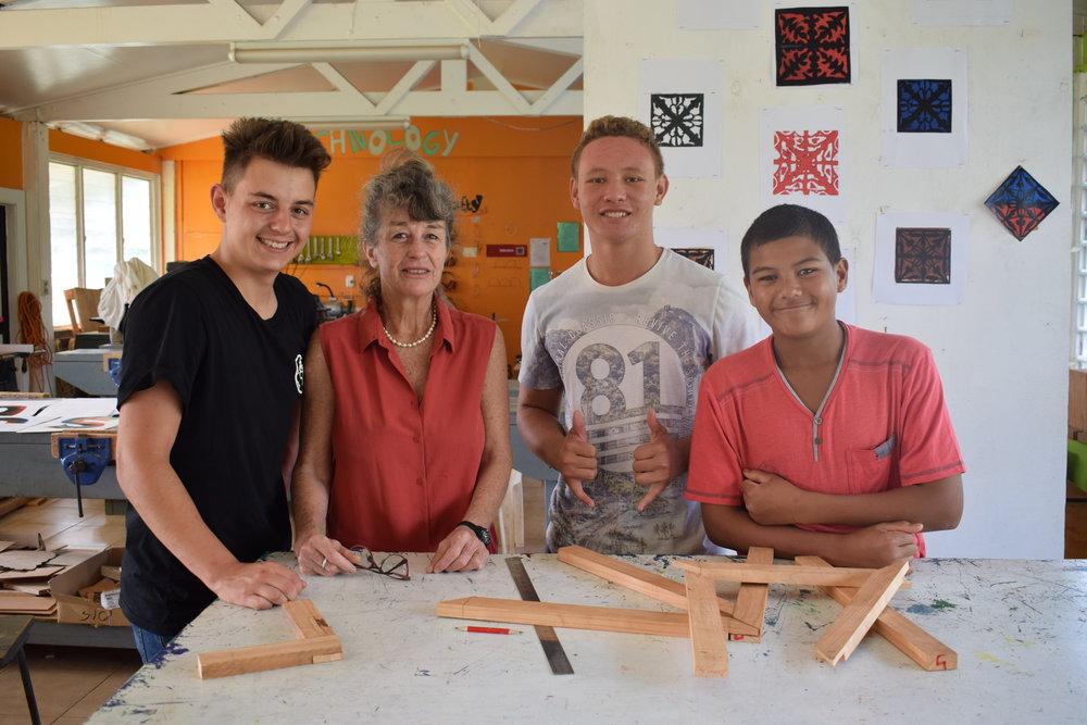 Travel Teacher | Community Enrichment in The Cook Islands