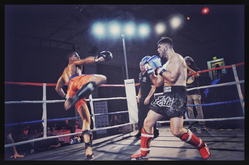 amateur muay thai fights