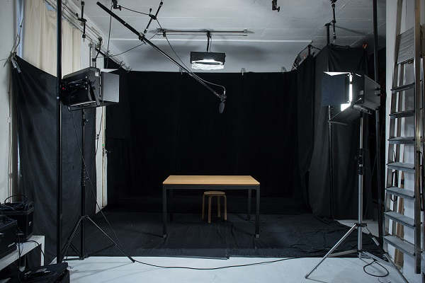 52 Portraits Film Area