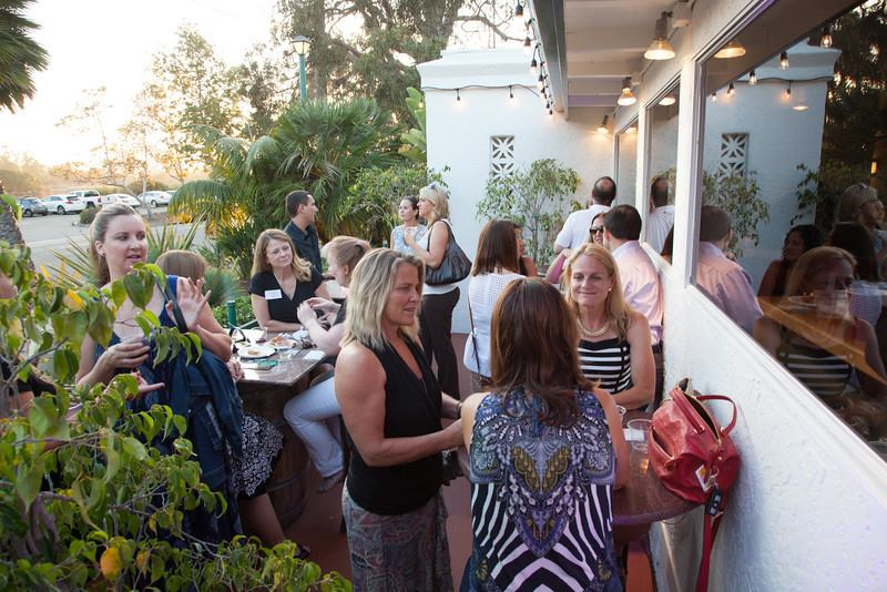 Montecito Event Center patio