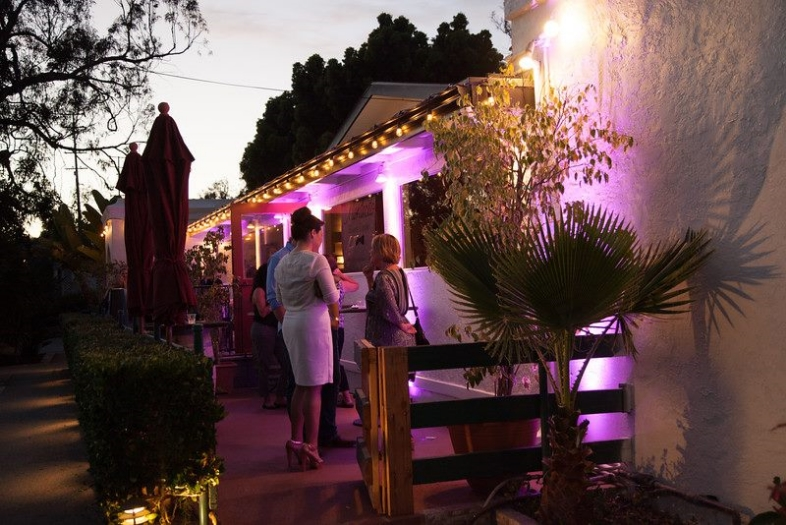 Montecito Event Center Outdoor space