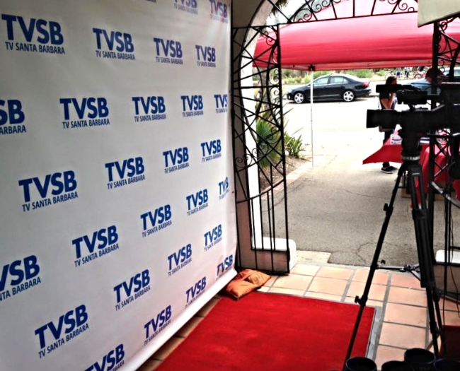 Step and repeat area