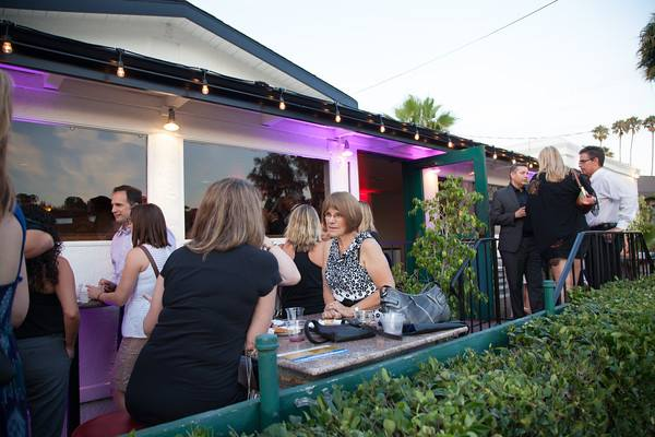 Outside space at Montecito Event Center