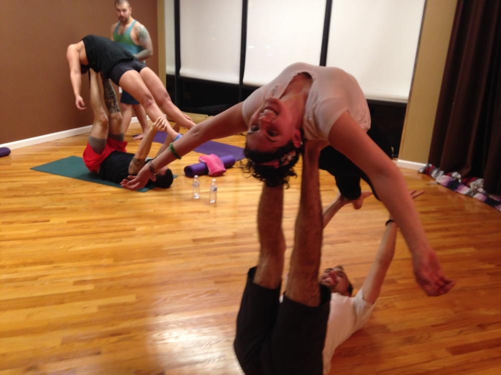 Valentine S Day Partner Workshop North Star Yoga