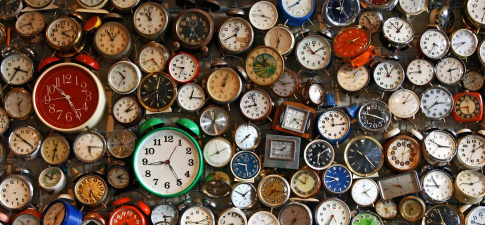 6 Tips for Productive Time Management   BY Kevin Daum,  inc.com    There never seems to be enough time. Here are six tips for making the most of what little you have.  Once again Spring came around and messed with my time clock. Even though I know I still have the same number of hours in the day, I can't help b…      http://flip.it/cIqc1