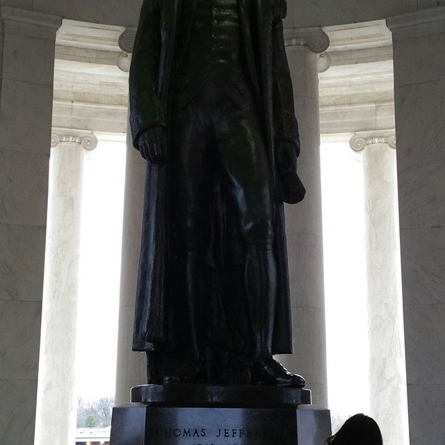 """Thomas was a man of wisdom, leadership and strength. He helped to place cornerstones of truths that should be what this nation is focused on upholding. Propaganda and misdirection are not issues worthy of fighting for.  Every American should be asking themselves, """"If not me, then who?""""."""