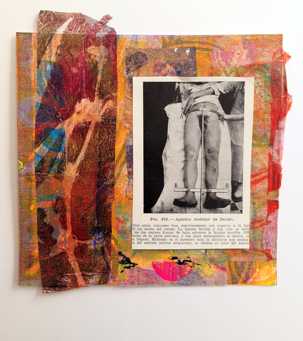 Prodding Collage II