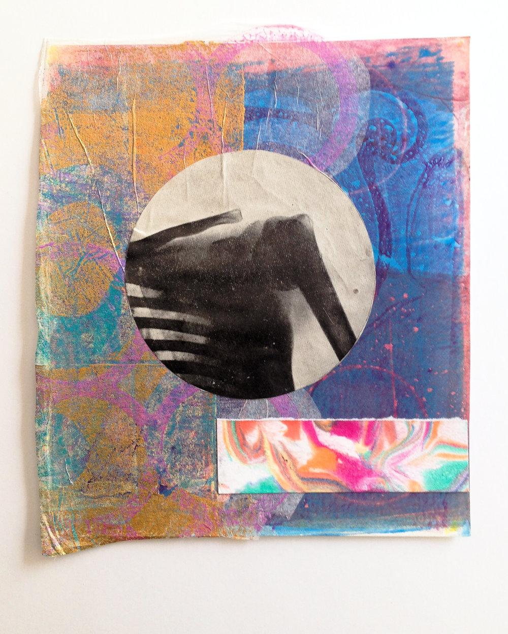 Prodding Collage III