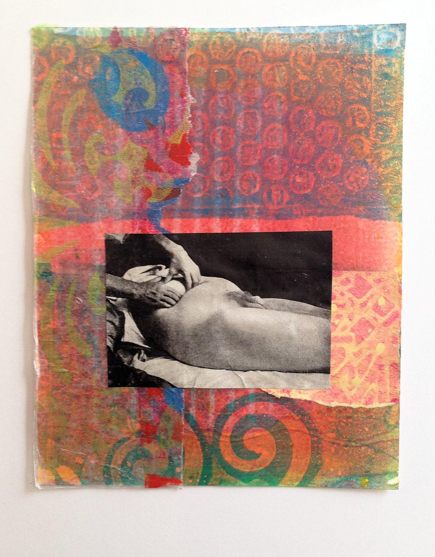 Prodding Collage IV