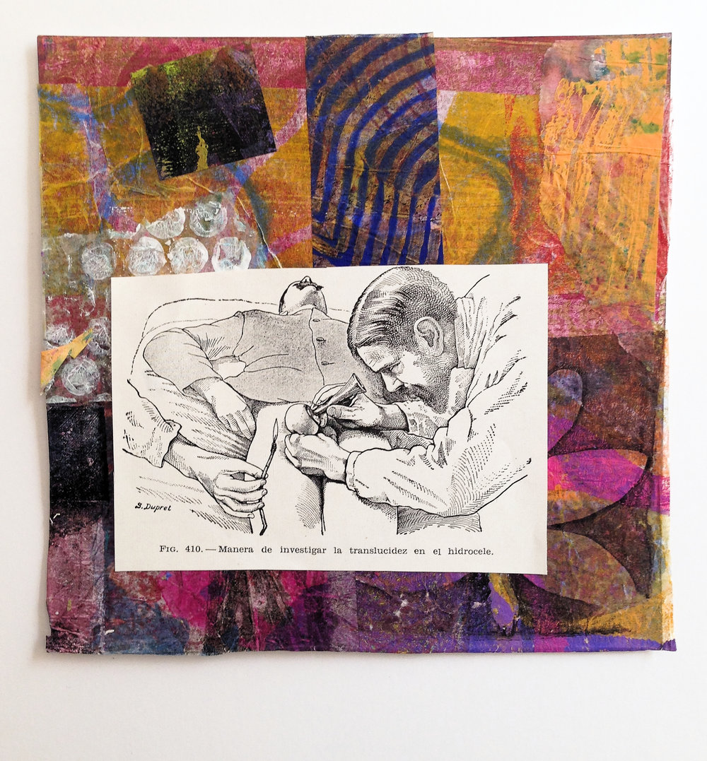 Prodding Collage V