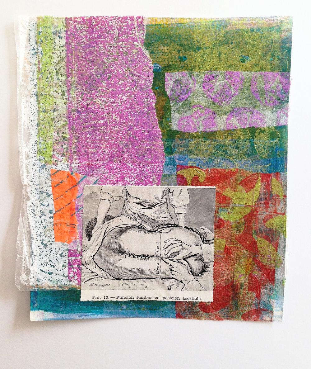Prodding Collage VI