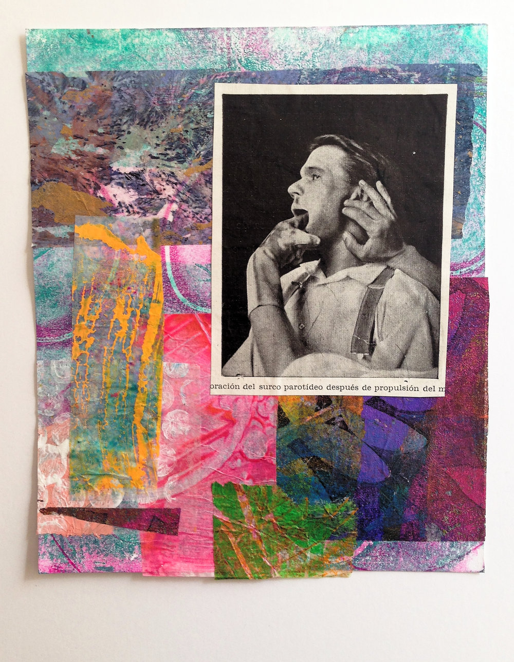 Prodding Collage VIII