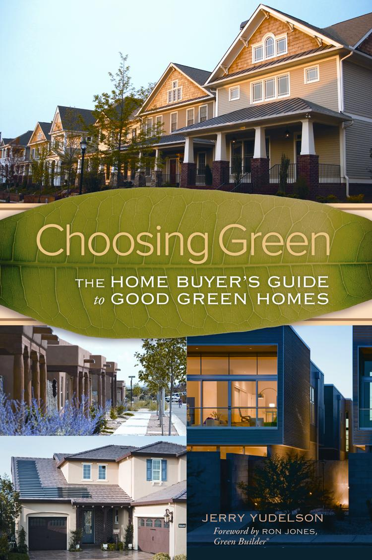 Green homes offer some real market advantages to homebuilders, but it's hard to see them ever occupying a large fraction of the market!