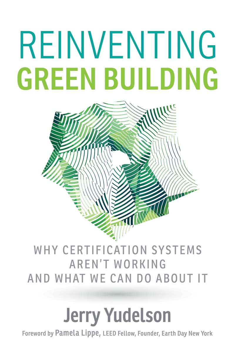 "Read this book to find out what you can do to promote a massive increase in green building in the light of diminished support from the Federal government for ""top down"" solutions."