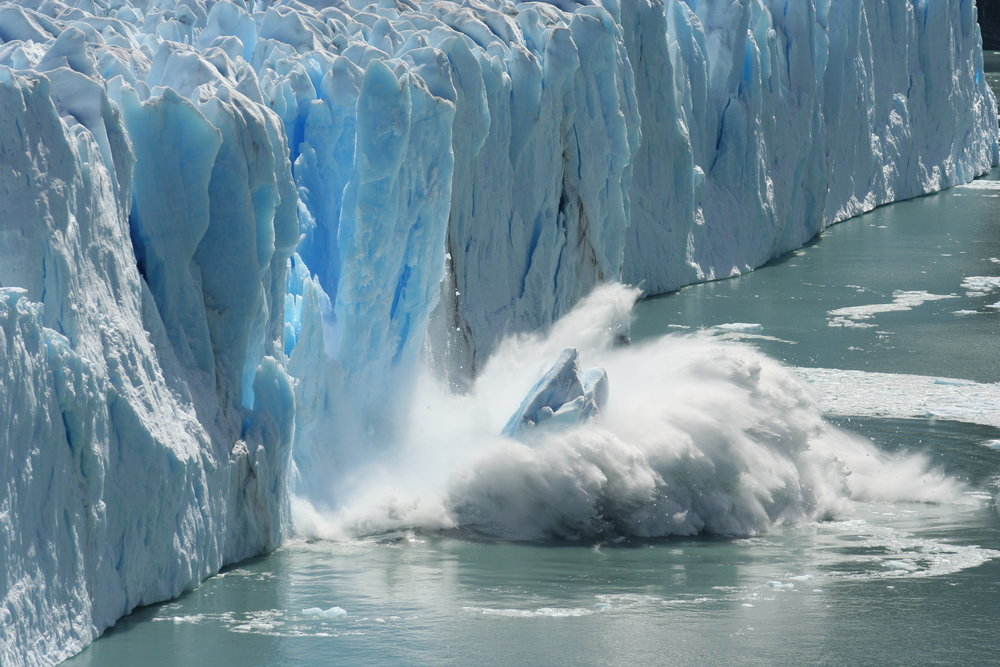 We don't really expect Greenland's ice caps to melt and the Antarctic glaciers to disappear into the sea, but that may be just what is happening.