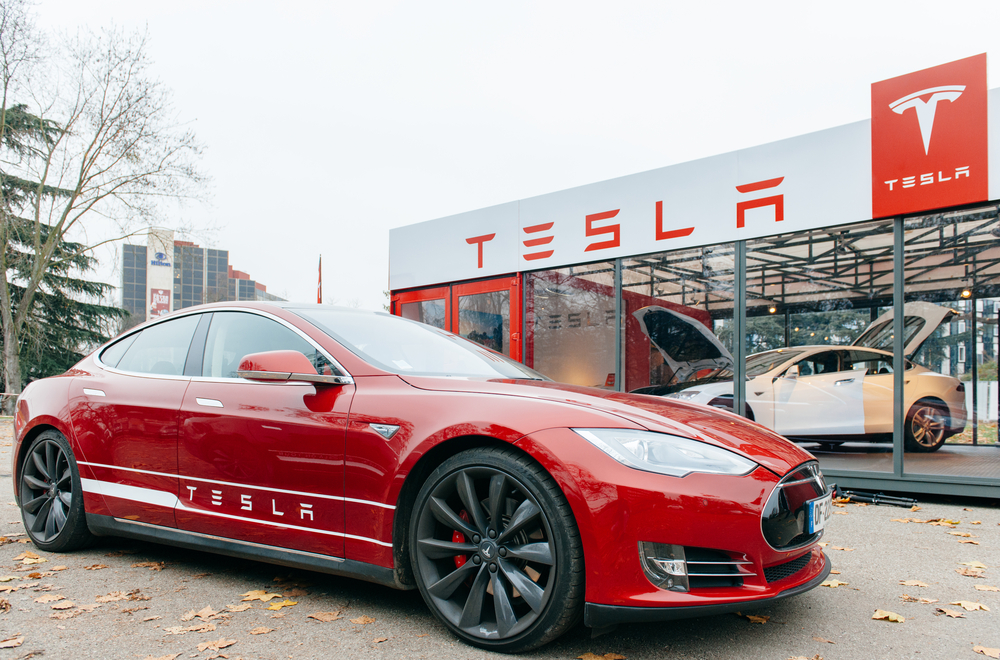 Tesla Model S - This technology has yet to move beyond the visionary market. Based on cost and limited range, it's not something that will yet appeal to pragmatists.