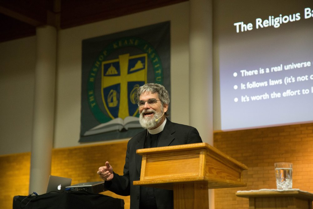 Br. Guy Consolmagno - March 4, 2016