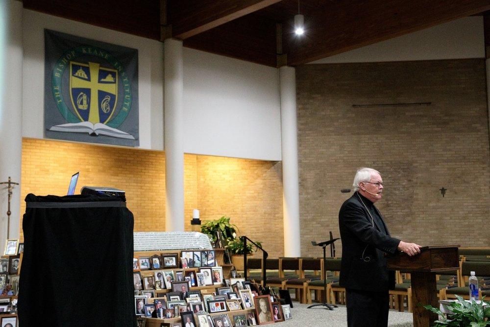 Fr. Ron Rolheiser Nov. 11, 2016