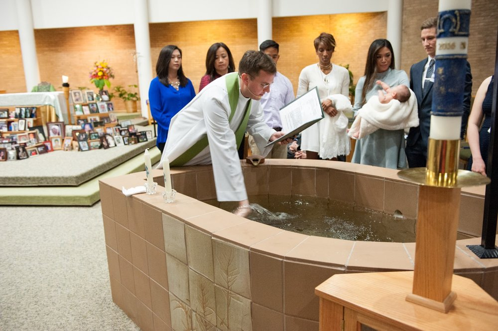 Baptisms - Nov. 12, 2016