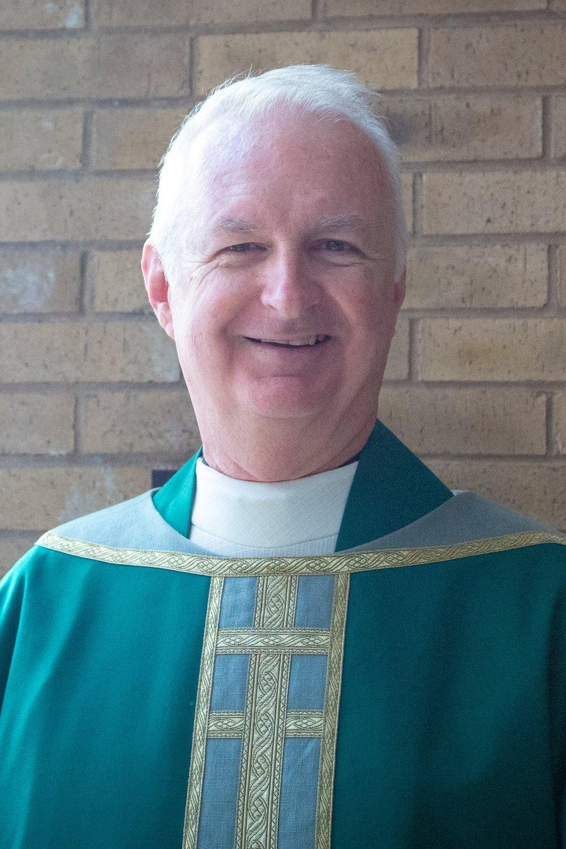 Fr. John Grace - Pastor    Email:  frjohn@icchampton.org