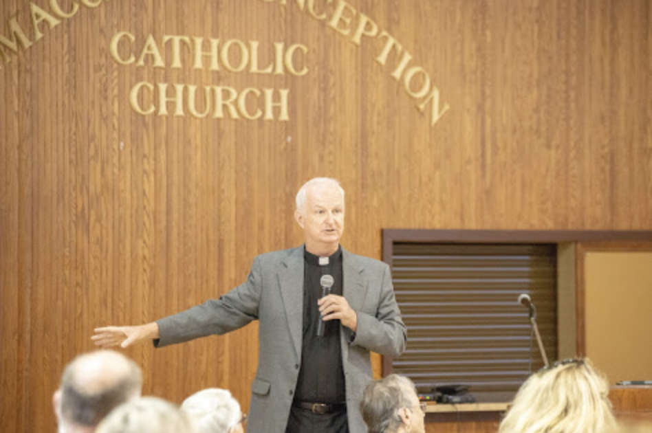 Town Hall Meeting with Fr. John - August 16, 2018