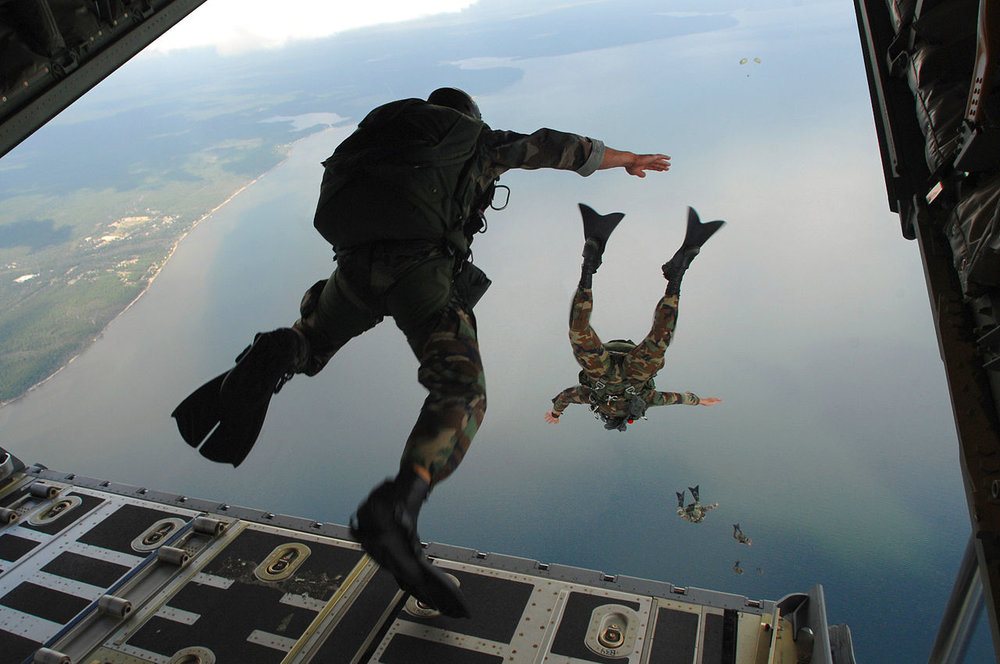 SEAL Parachute Freefall Water Jump.jpg