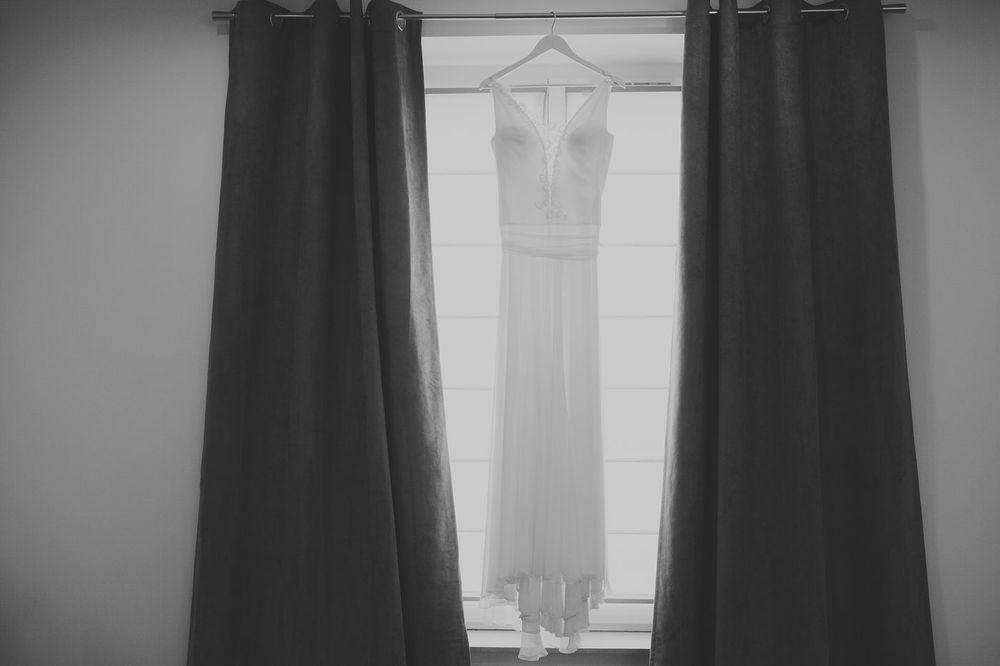 Robe de mariage - Aurélie & Alexandre